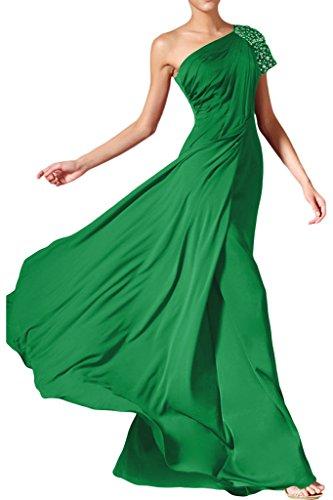 BRAUT Vestito Verde TOSKANA ad a linea Donna 7wvqR0