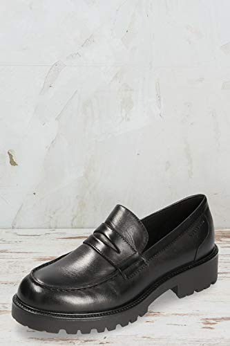 Schwarz Vagabond Donna Pantofole Pianoro Kenova Mocassini xw7PqXv
