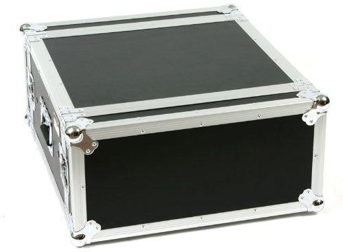 "4 Space (4U) ATA Rack Amp Road Shock Mount Case (20"" Deep)"