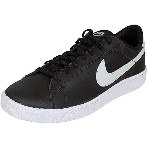 Nike Shoe Men's Black 749644 Tennis 010 Leather High Pure Platinum Ankle OO4wxrq