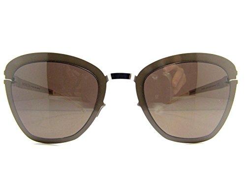 Mykita Sunglasses New Patented Handmade Germany Mod Joseppa 53 mm Silver - Mykita Sunglass