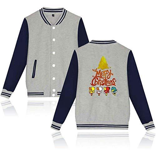 Di Suit La Baseball Babbo Casual Costume Natale Maschile Spfazj E Renna C Stampa Tuta Santa xxxxl ap5qAwn7