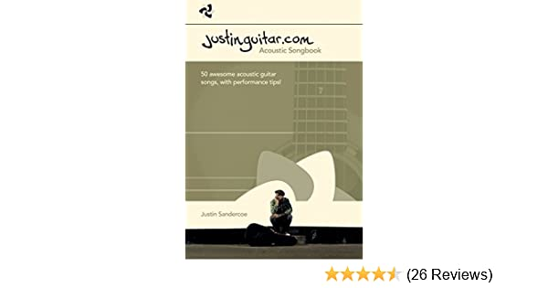 Justinguitar Acoustic Songbook Kindle Edition By Justin
