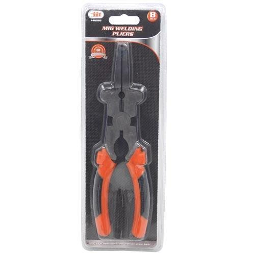 "IIT 46980 8"" Welding Pliers With Cushioned Handle"