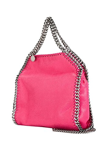 Stella Mccartney Borsa Shopping Donna MCGLBRE03204E Ecopelle Fucsia