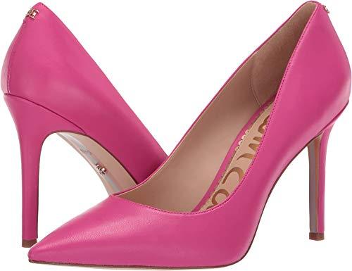 - Sam Edelman Women's Hazel Pink Peony Leather 6.5 M US