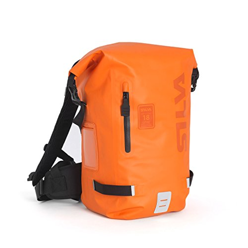 Silva Access 18WP Waterproof Back Pack 18ltr - Orange by Nexus