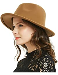 8ae833a05 Women's Fedoras | Amazon.com