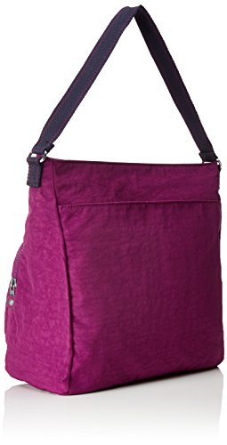 cm da a lunghezza donna Tasmo rosa mezza Kipling borsa 31x29x14 wFWqPAB8n