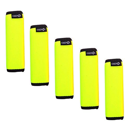 Cosmos Fluorescence Neoprene Identifier Suitcase