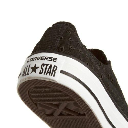 Converse Sneaker Ox Damen Schwarz All Star qrqUx46