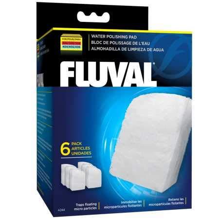 Fluval Water Polishing Pad for 304/305/404/405 Models (6 Pack)