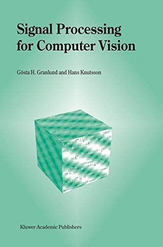 Signal Processing for Computer Vision Pdf