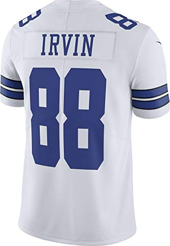 NFL Mens Dallas Cowboys Michael Irvin NIKE Jersey, Limited White, X-Large