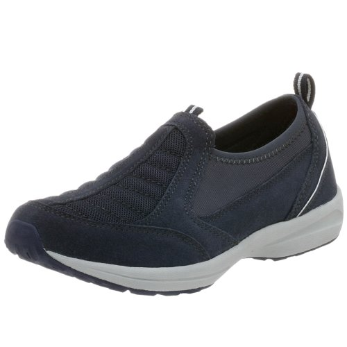 - Easy Spirit Women's Piers Slip-on,Navy,7.5 M