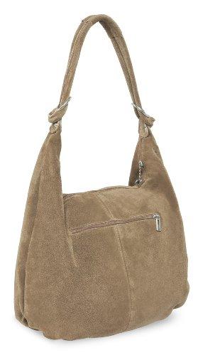 Bags4Less - Bolso bandolera de Piel , color, talla pardo