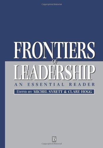 Frontiers of Leadership