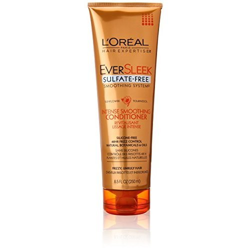 Price comparison product image L'Oreal Paris EverSleek Sulfate Free Smoothing System Intense Smoothing Conditioner, 8.5 fl. Oz.
