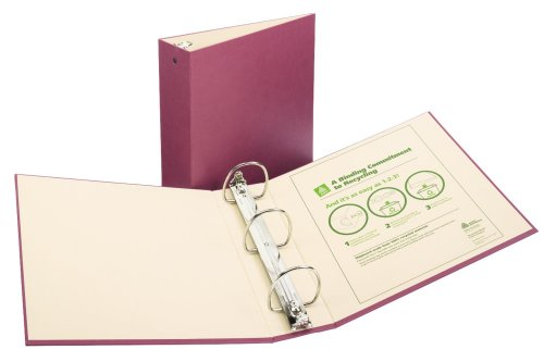 Avery Recyclable Ring Binder - 4