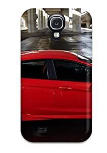 Herbert Mejia's Shop Best Anti-scratch And Shatterproof Ford Fiesta Red Parking Lot Phone Case For Galaxy S4/ High Quality Tpu Case 8776172K97717887