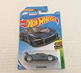 Hot Wheels 2019 Forza Horizon 4 Hw Exotics: McLaren Senna (Blue) - International Card