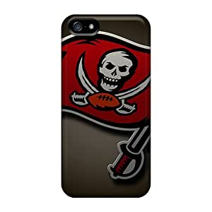 Fashionable Style Case Cover Skin For Iphone 5/5s- Tampa Bay Buccaneers