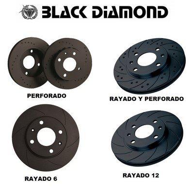 Black Diamond K971COM Discos de Frenos para Automóviles: Amazon.es: Coche y moto