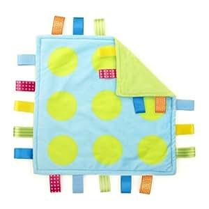 Taggies - Mantita de seguridad para bebés, diseño lunares