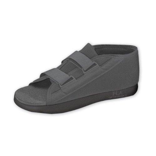 Fla 43-821400 C3 Post-schoen Met Microban, Heren Sm Zwart