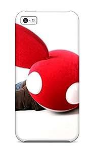 Top Quality Rugged Deadmau5 Case Cover For Iphone 5c WANGJING JINDA