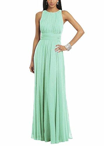KA Beauty - Vestido - para mujer verde menta
