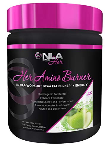 Best Bcaa Passions - NLA for Her Amino Burner Energy