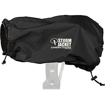 Vortex Media Pro Storm Jacket Cover Extra Large (XL) Color: Black
