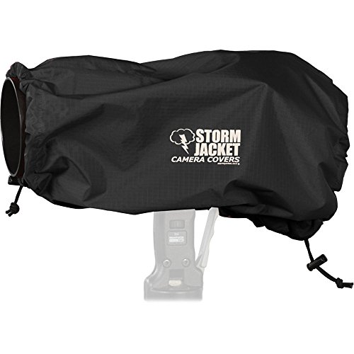 Price comparison product image Vortex Media Pro Storm Jacket Cover for an SLR Camera,  Medium , Color: Black