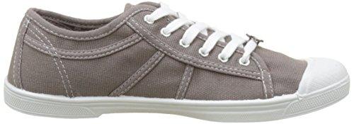 Le des Charcoal Damen Basic Charcoal Sneaker 02 Grau Cerises Temps 765wnWqr7