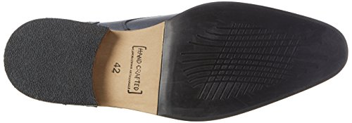 Bullboxer Herren P611 Klassische Stiefel, Blau (Navy), 42 EU