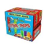 100 juice otter pops - Otter Pops Juice, 2 oz 80-Count