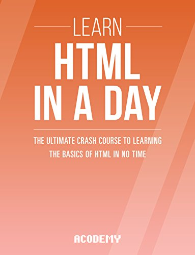 Html Learning Ebook