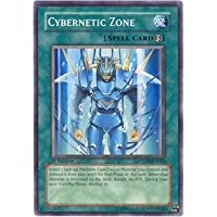 Yu-Gi-Oh! - Cybernetic Zone (PTDN-EN052) - Phantom Darkness - 1st Edition - Common
