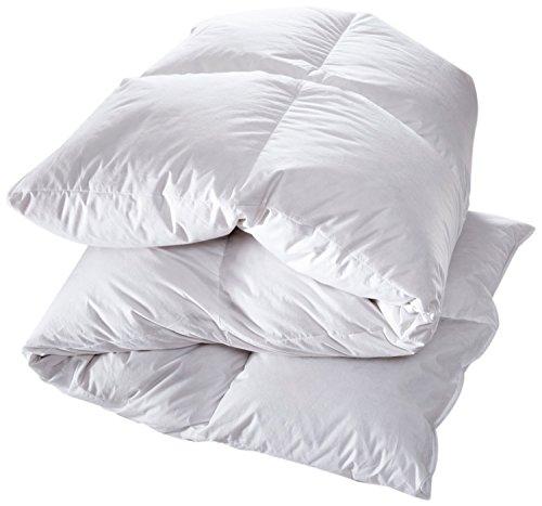 Manteuffel 804842 Comfort Daunendecke Warm 200 x 200 cm