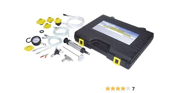 Mityvac MVA210 Cooling System Cap Test Adapter Kit