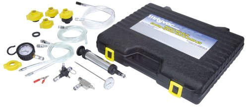 - Mityvac MV4525 Coolant System Test, Diagnostic and Refill Kit