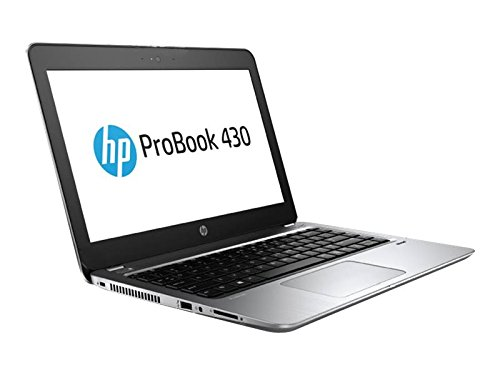 HP Probook 430 G4 13.3' Notebook, Windows, Intel Core i7 2.7 GHz, 8 GB RAM, 256 GB SSD, Gray (Y9G06UT#ABA)
