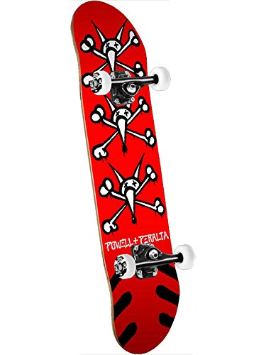 Powell-Peralta Vato Rats Red Complete Skateboard