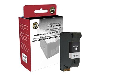 CIG Remanufactured Black Ink Cartridge for HP C6615DN (HP 15)