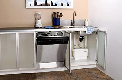 Saniflo SaniVITE: Gray Water Pump Macerator by Saniflo - - Amazon.com