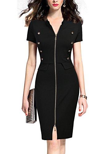 Zipper Dress - 5