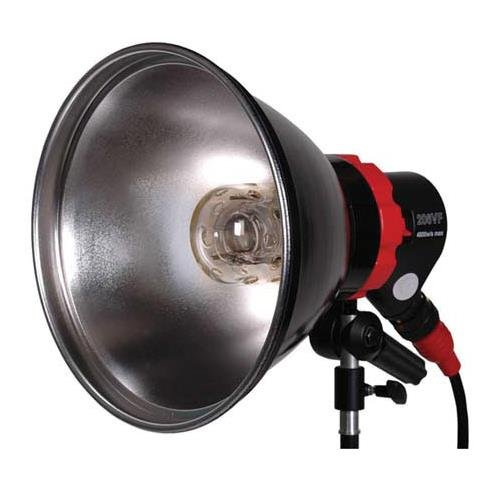 Speedotron 206VF/CC Black Line - 4800 WS Lamphead with with 5500°K color-corrected flash tube & 11.5