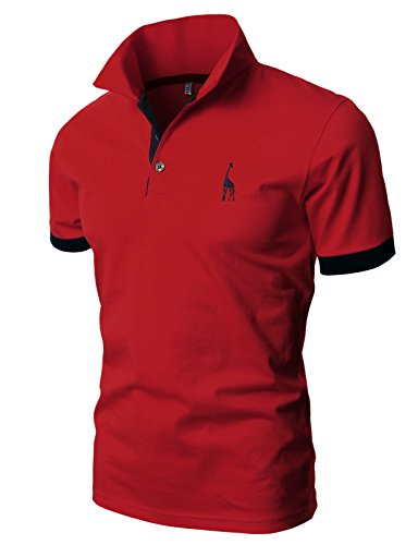 H2H Casual Giraffe Shirts embroidery product image