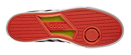 adidas Cloudfoam Super Skate, Scarpe da Ginnastica Uomo, Nero (Negbas/Onix/Rojsol), 40 EU
